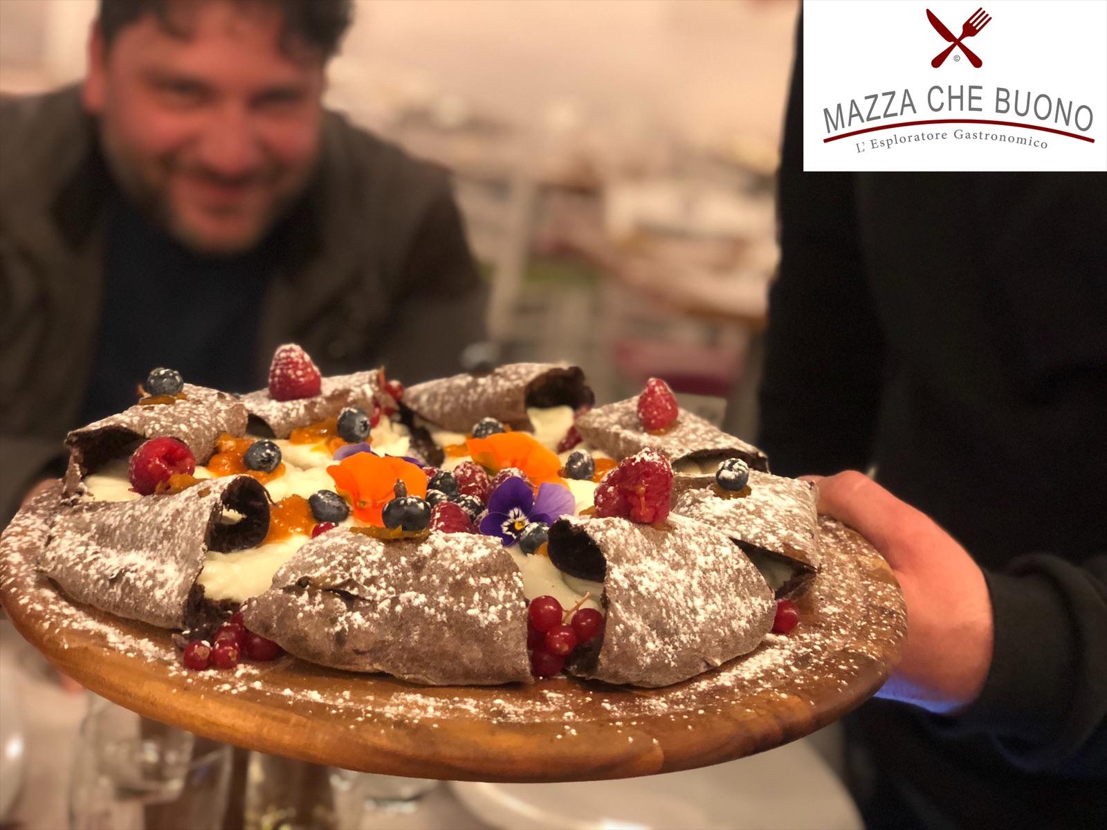 """""""DANIELE GOURMET"""" AD AVELLINO: LA PIZZA GOURMET DI GIUSEPPE MAGLIONE"""