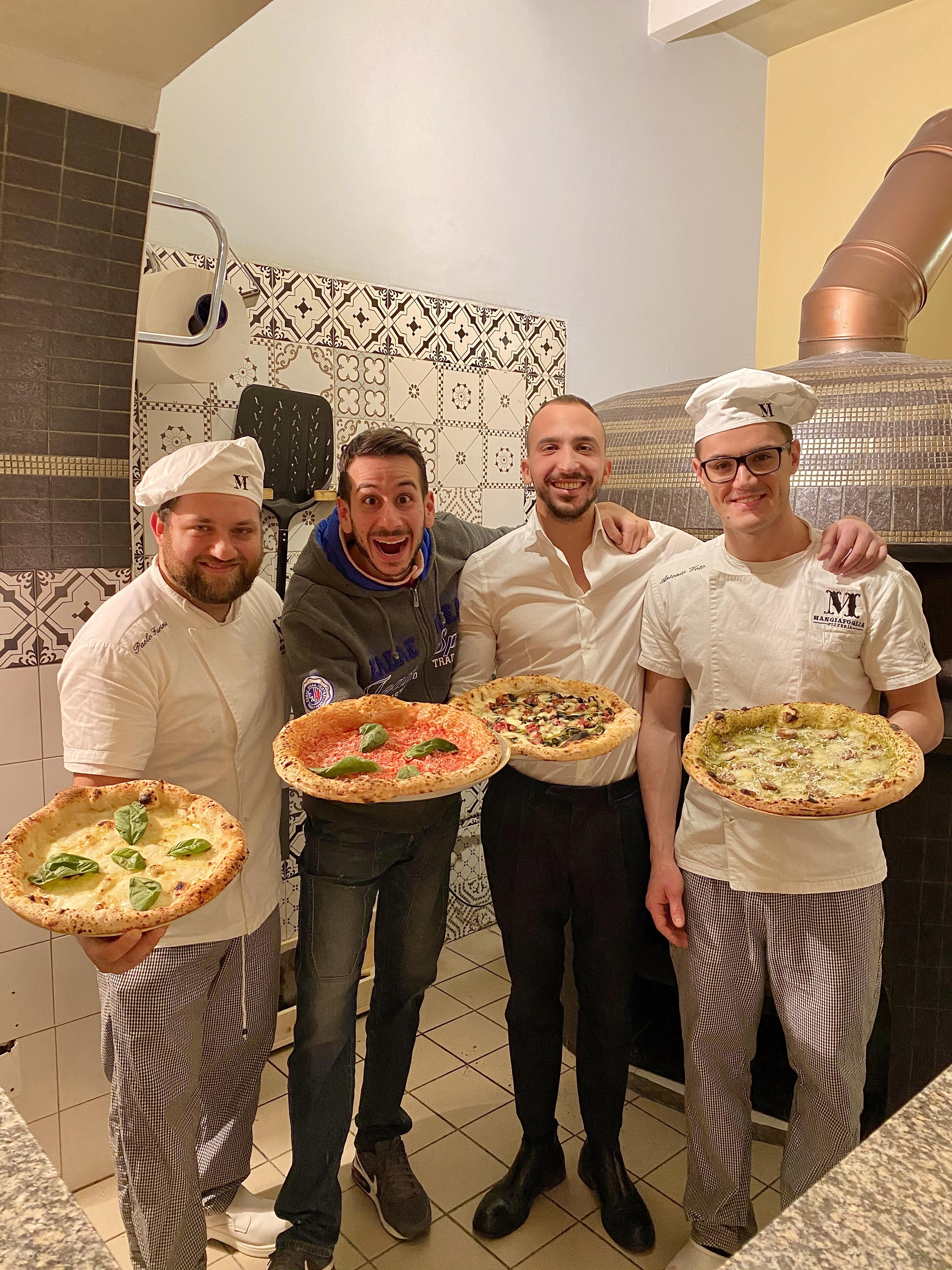 Pizzeria Mangiafoglia – La Pizza Di Qualità A Pontecagnano (SA)