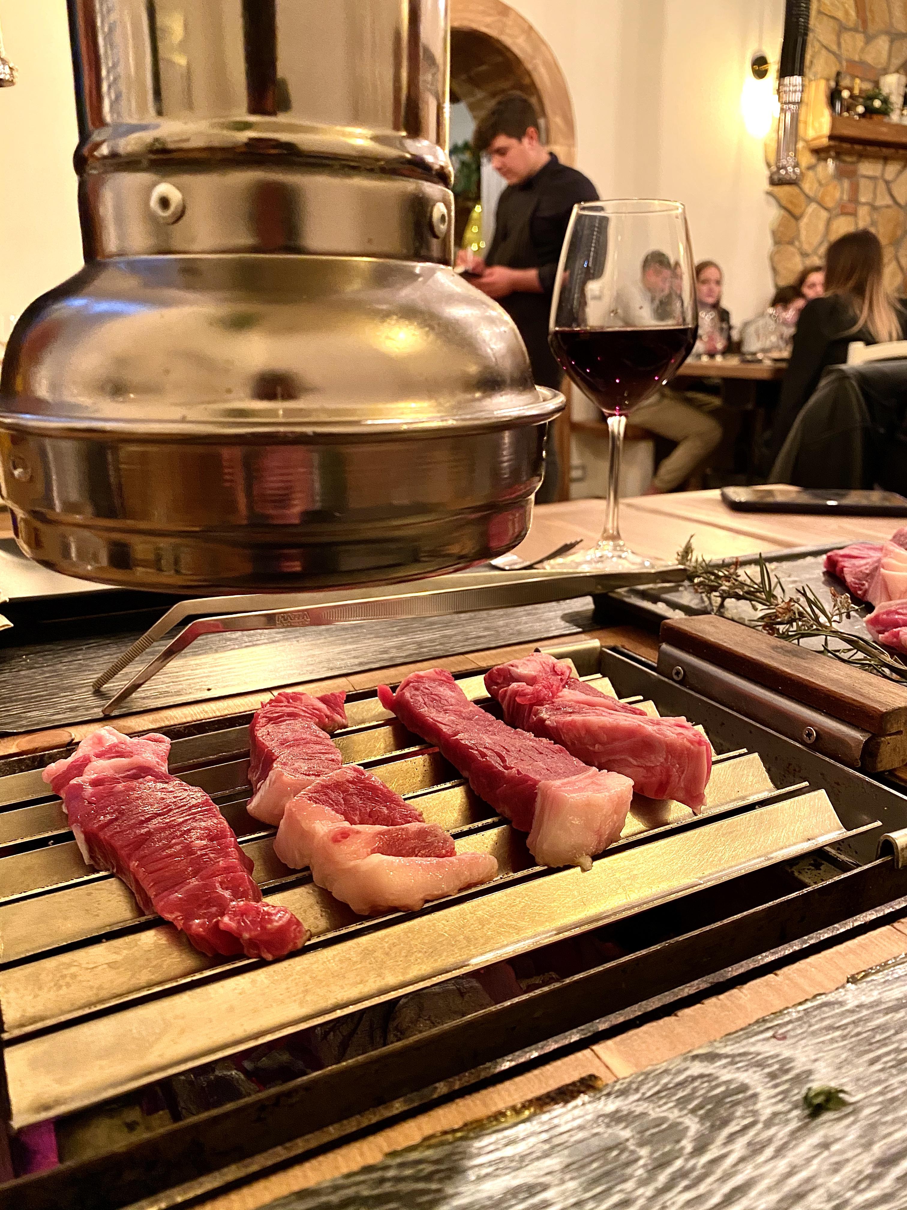 """Braceria """"L'Ammiraglia"""" – Il Gusto Di Cuocere La Carne – Olevano Sul Tusciano (SA)"""