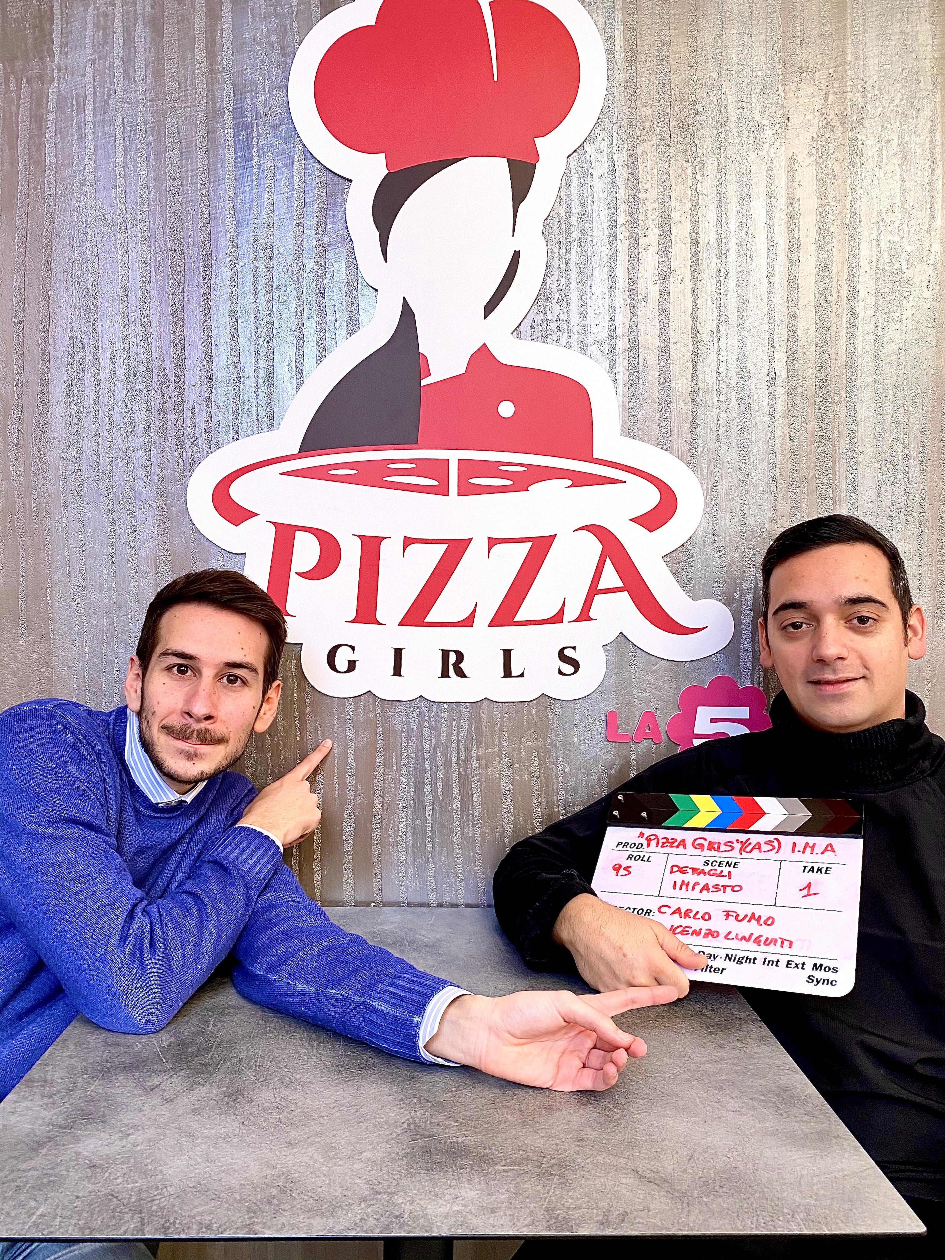 Pizza Girls Mediaset – La Nuova Scommessa Di Carlo Fumo