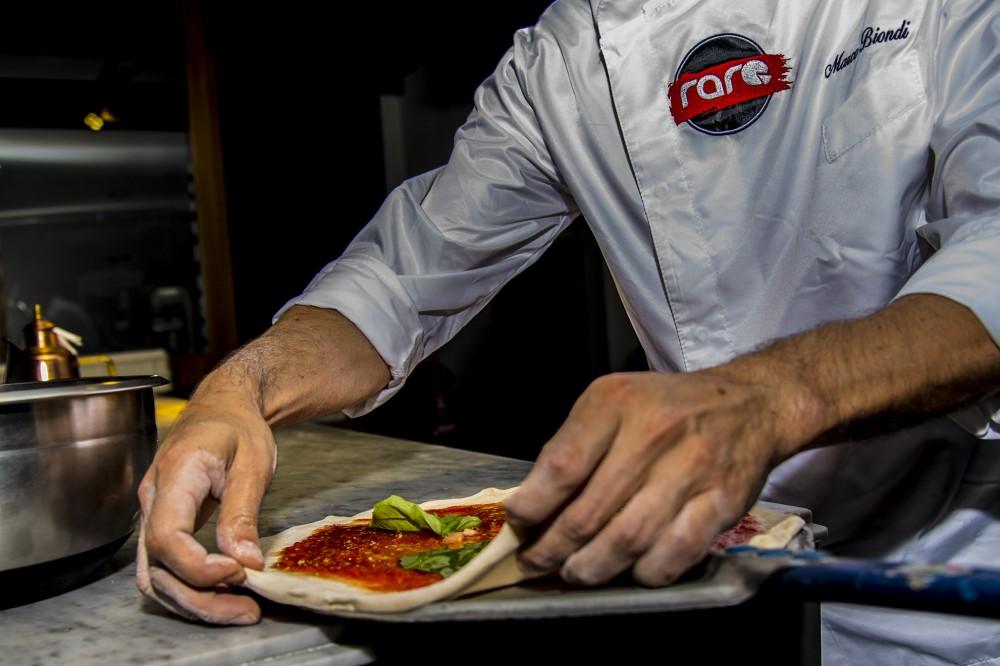 Raro Pizzeria (NAPOLI)